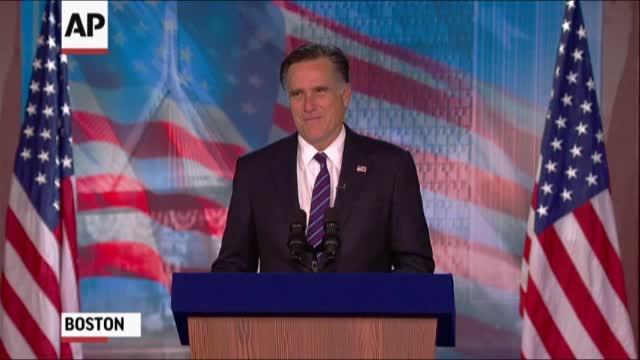 Mitt Romney pranon humbjen