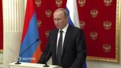 Путин о подготовке терактов в Крыму