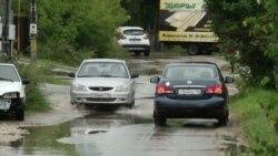 В Казани протестуют против сноса домов ради дороги