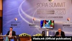 Samiti i Sofjes, 10 nëntor, 2020.