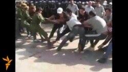 Ҷавонони тоҷик ва хизмат дар артиш