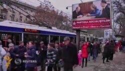 Европа ëки Россия: Молдовада сайлов натижалари саналмоқда
