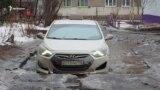 Смертельный номер на Карбышева в Казани