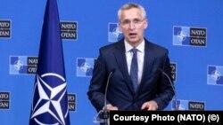 NATO-nyň baş sekretary Jens Stoltenberg