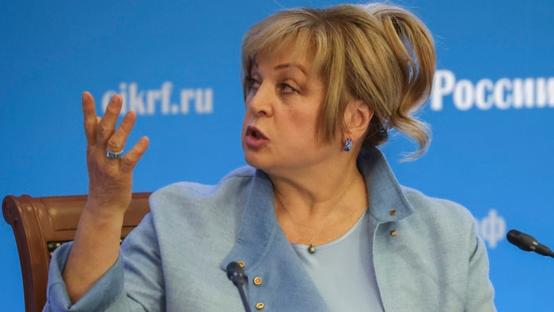 Russian Election Commission Validates Ruling Party Victory Despite Opposition Cries Of Foul