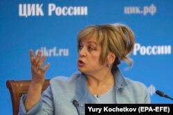 ელა პამფილოვა, რუსეთის ფედარციის ცესკოს თავმჯდომარე