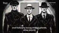 Gulag grafiki romany Russiýanyň geçmişiniň garaňky tarapyny açyp görkezýär