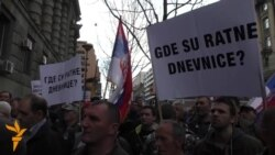 Beograd: Ratni veterani traže zaštitu prava