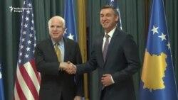 Mekejn: Kosovo nije dovoljno pohvaljeno za borbu protiv terorizma