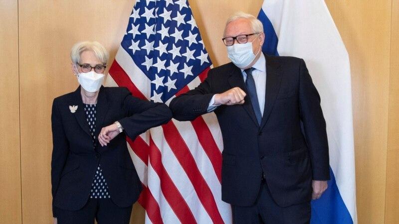 U.S., Russia Kick Off 'Substantive, Professional' Nuclear Talks In Geneva