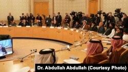 نشست صلح افغانستان در مسکو