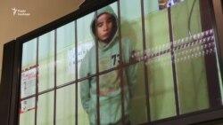 Мати Павла Гриба: психологічно пригнічений, але тримається (відео)