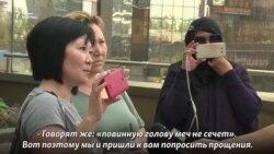 После драки. Напавшие на журналистов пришли с извинениями и... критикой