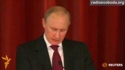 Путін про український прецедент як «заразну хворобу»