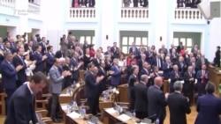 Crna Gora izglasala ulazak u NATO, na Cetinju protest