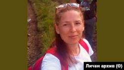 Учителката по английски Христиана Цонева
