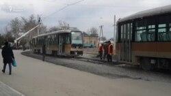 Самарқандликлар трамвай хизмати ишга тушаëтганидан мамнун эмас