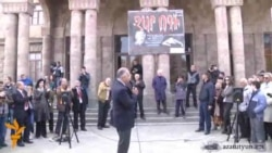 Հովհաննիսյանի հետընտրական հանդիպումը Արտաշատում