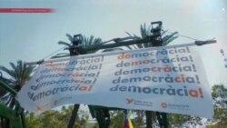 Премьер Испании пригрозил ввести в Каталонии прямое управление из центра. Призыв к переговорам проигнорирован