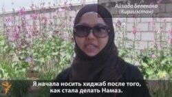 Айзада Белекова (Киргизстан)