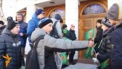 """Казанда """"Мин пәйгамбәребезне яратам"""" чарасы"""