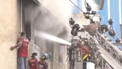 At Least 16 Killed In Chemical Factory Blaze In Karachi