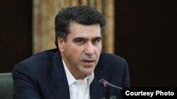 علیرضا معزی، معاون ارتباطات و اطلاعرسانی دفتر رئیس جمهور ایران