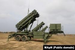 Пускова установка ЗРК Patriot