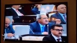 Milli Məclisdə Leyla Yunus, xalq diplomatiyası söhbəti...