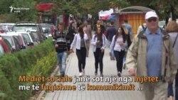 Të rinjtë, përdorues aktivë të medieve sociale