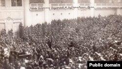Sovietul soldaților din Petrograd, 1917