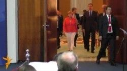Merkel u Beogradu: Otvaranje poglavlja samo pitanje vremena