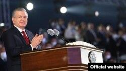 Prezident Şavkat Mirziyoyev