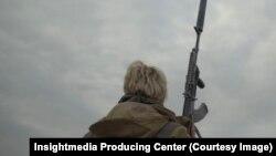 Кадр з фільму «Моя війна»