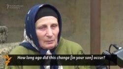O mamă georgiană vorbește despre fiului ei islamist radical
