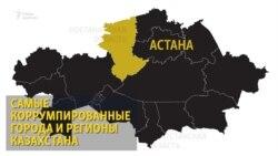Казахстан коррупционный