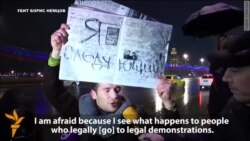 Muscovites React To Nemtsov Killing
