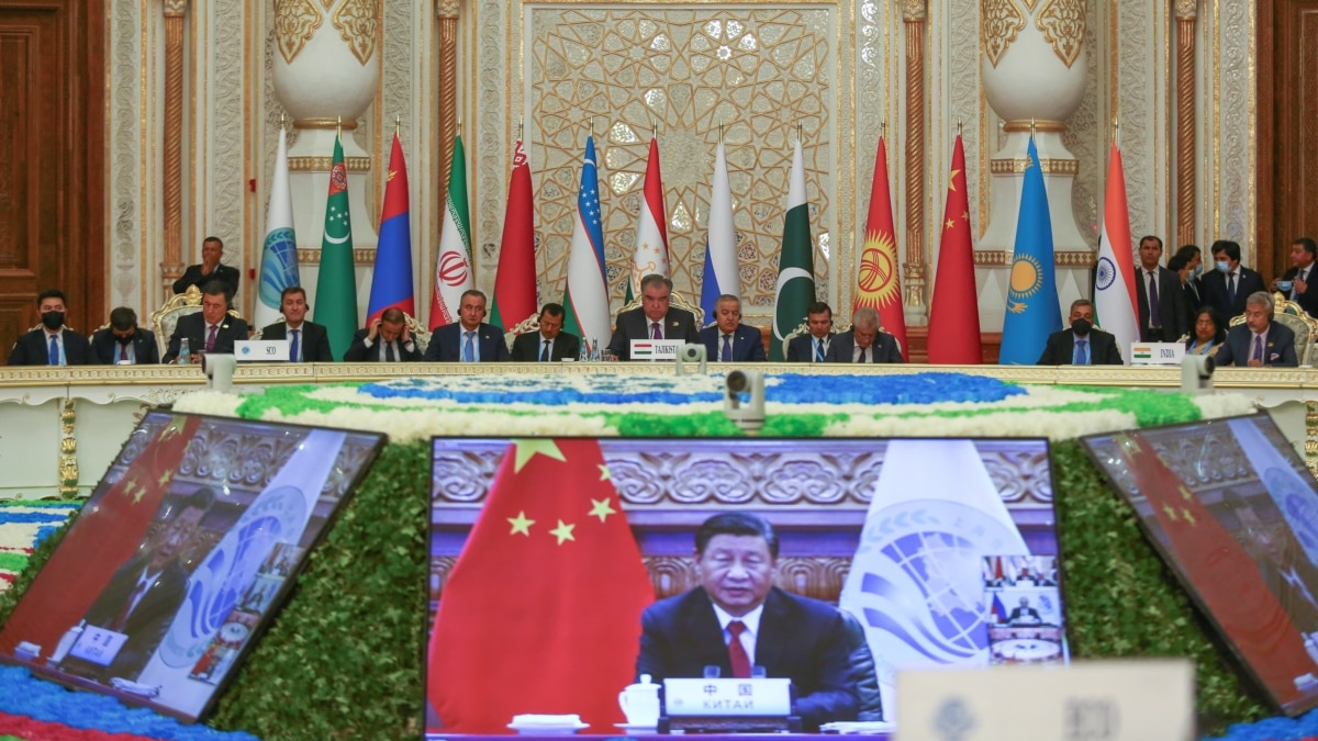 Beijing Cautiously Backs Taliban's Hopes Of International Recognition In Afghanistan