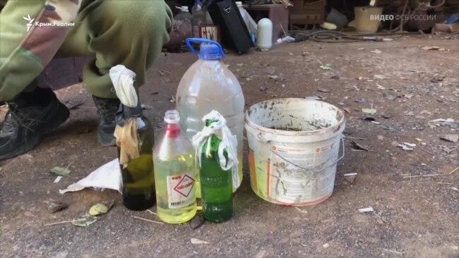 «Конкретно хотят посадить»: обыск и арест Олега Приходько (видео)