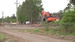 """""""წითელი ნუსხის"""" ხეები ტექნოლოგიური უნივერსიტეტის მშენებლობას ეწირება"""