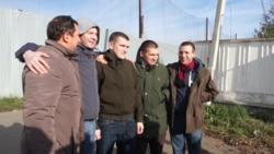 Алексей Гаскаров вышел на свободу