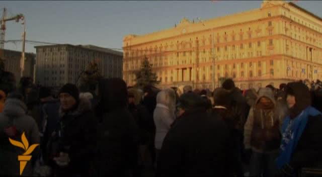 Poliția rusă arestează lideri ai opoziției