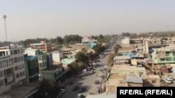 Афганский город Кундуз