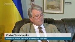 Russia & Me: Viktor Yushchenko