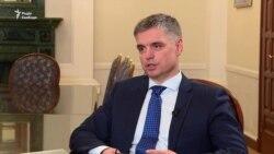 «Ми теж велика держава. Не треба думати, що ми працюємо під диктовку партнерів» – міністр Пристайко (відео)