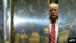 Донлальд Трамп, архивное фото