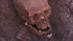 Gjendet skeleti i Richardit III