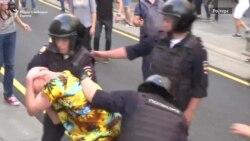 Во Русија продолжуваат протестите против пензиската реформа