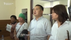 Trial Opens For Xinjiang Kazakh Activist Bilash