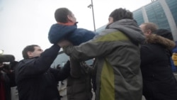 Ильдар Дадин вернулся в Москву
